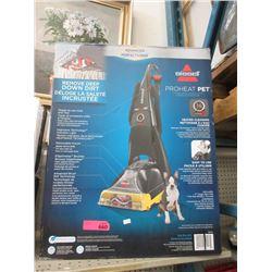 Bissell Pro Heat Carpet Shampooer - Store Return