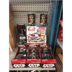 7 Star Wars Be Bots, Tin Wind Ups & More