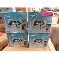 4 New Seagull 12 Volt 140 psi Air Compressors