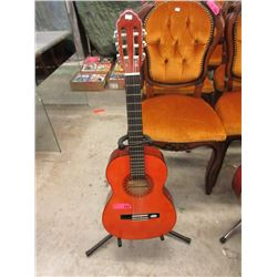 Valencia Acoustic Guitar - Stand Not Included