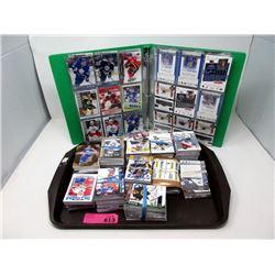 90 Hockey Rookie Cards + Assorted Hockey Cards