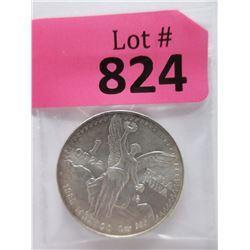 """1985 One Oz. .999 Fine Silver """"Libertad"""" Round"""