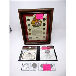 3 Piece Canadian Coin Collection