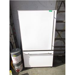 Jenair White Fridge with Water Dispenser