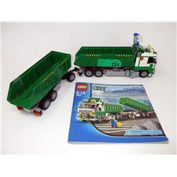"""20"""" LEGO City #7998 Heavy Hauler - Complete"""