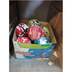 Box of New Coop Hydro Rookie Balls
