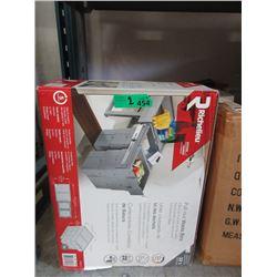 2 New 2 Bin Pull-Out Waste Bins