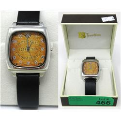 New Unisex Watch with Ouija Board Face