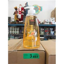 3 Cases of Clementine Ginger Scent Dish Soap