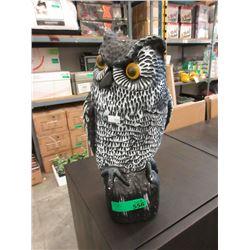 """Weighted 15"""" Garden Owl Statue"""