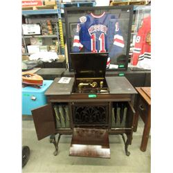 Vintage Floor Standing Sonora Phonograph