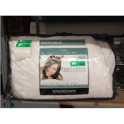 New Double Size Feather Down Mattress Topper