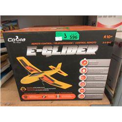 3 New Cobra R/C E-Gliders