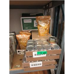 5 Cases of Assorted Food Product
