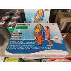 4 New Inflatable Surf Board Mattresses