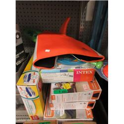 7 Insulated Mattress & Float Toys - Store Returns