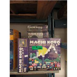 9 New Machi Koro Board Games
