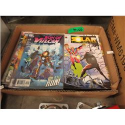 100+ Assorted Comics