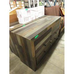 New 6 Drawer Wood Dresser