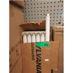 Case of 30 New T8 Fluorescent Bulbs-  32 Watt
