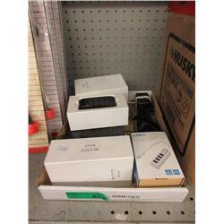 Box of Assorted Electronics
