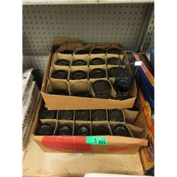 3 Cases of New Glass Beverage Glasses