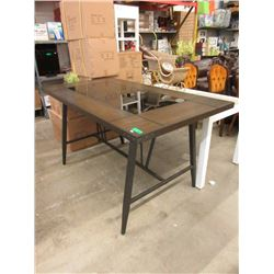 New Counter Height Dining Table