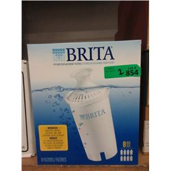 2 Boxes of New Brita Pitcher Replacement Filters