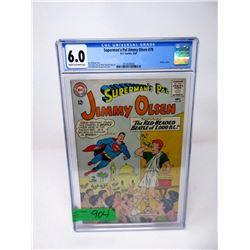 "Graded 1964 ""Superman's Pal Jimmy Olsen #79"""