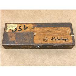 MITUTOYO NO. 146-102  0 -1  MICROMETER