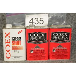 GOEX Black Powder
