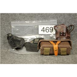 Assorted Pistol Gear