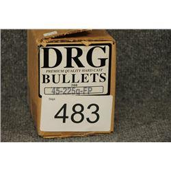 45 Cal Cast Bullets