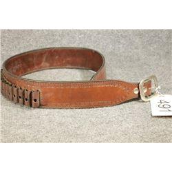 Leather Holster Belt