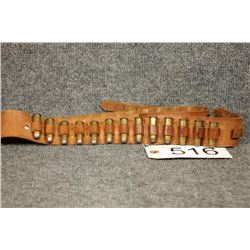 Bandolier With 44-40 Ammo