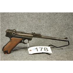 RESTRICTED. Luger Artillery