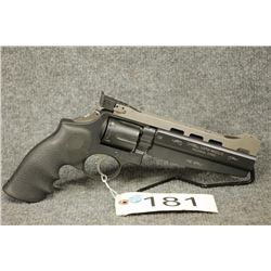 RESTRICTED. Smith and Wesson Campbell Custom