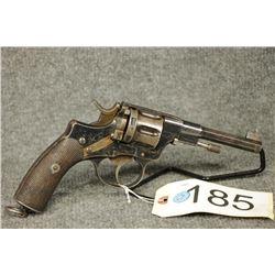 Antique. Nagant Revolver