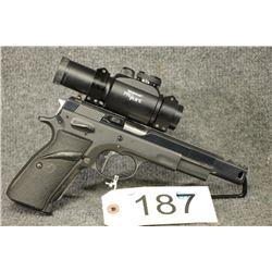 RESTRICTED. CZ Race Gun