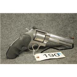 RESTRICTED. Smith and Wesson M627