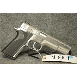 RESTRICTED. Smith and Wesson Tactical