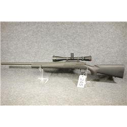 Remington Heavy Target Rifle