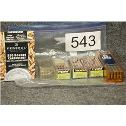 Assorted 22 Ammo