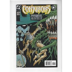 Conjurers Issue #2 by DC Comics