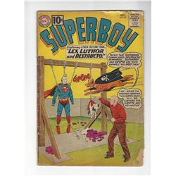 Superboy Issue #92 by DC Comics