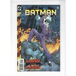Batman Issue #563 by DC Comics