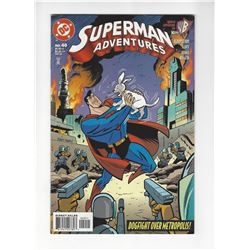 Superman Adventures Issue #40 by DC Comics