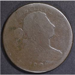 1806 LARGE CENT, GOOD corrosion