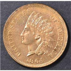 1864 L INDIAN CENT  CH BU RD