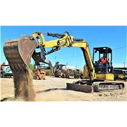 2013 CAT 305.5ECR Mini Excavator, 1730 Hours (Runs & Works - See Video)